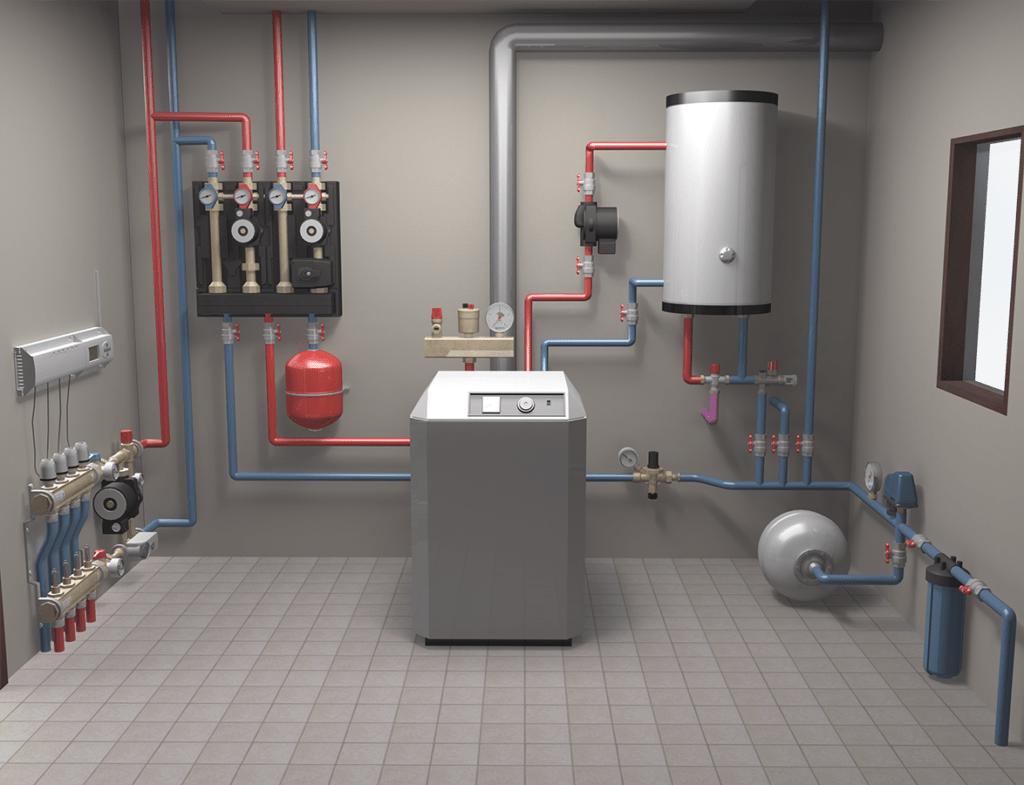 heating systems explained