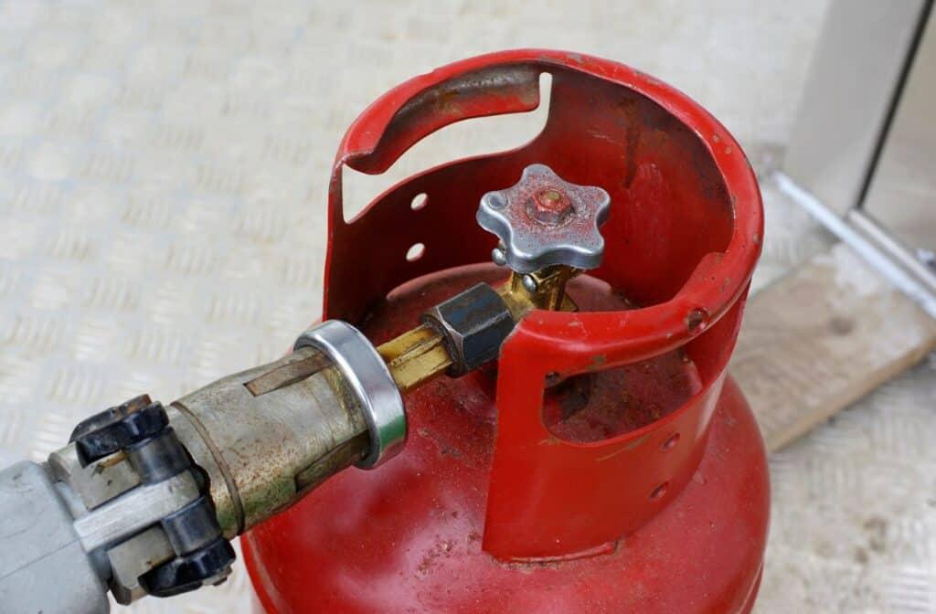 LPG Central Heating